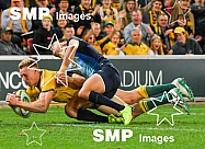 Australia v Pumas