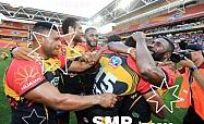 PNG Hunters Celebrate