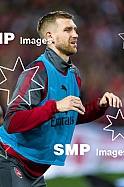 Per Mertesacker of Arsenal FC
