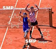 Bethanie MATTEK-SANDS (USA) & Lucie SAFAROVA (CZE) - Women's Doubles Champhion