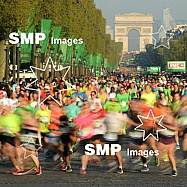 ATHLETICS - MARATHON DE PARIS 2017