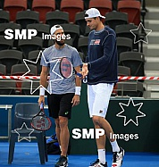 STEVE JOHNSON AND JOHN ISNER