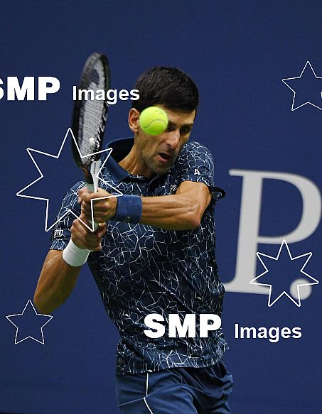 Novak Djokovia Mens Singles Champion US Open  2018