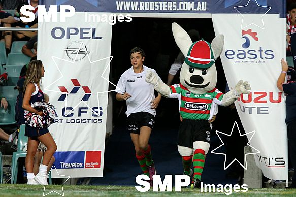 SOUTH SYDNEY RABBITOHS MASCOT