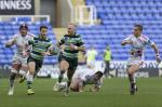 2013 Rugby Amlin Challenge Cup London Irish v Stade Francais Dec 8th