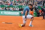 2014 ATP Tennis Monte Carlo Rolex Masters Final Federer v Wawrinka Apr 20th