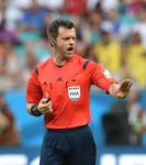 2014 FIFA World Cup Football Referee for Final Match Jul 11th
