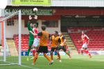 2014 Pre Season Friendly Crewe v Wolves Jul 26th