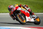 2014 Czech MotoGP Practise Day Aug 15th