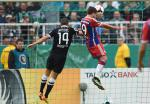 2014 DFB Germany Cup Prussia Muenster v Bayern Munich Aug 17th