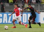 2014 Champions League Football Playoff Besiktas v Arsenal Aug 19th