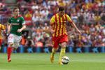 2014 Spain La Liga Football Barcelona v Bilao Sep 13th