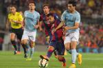 2014 La Liga Football FC Barcelona v Eibar Oct 18th