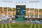 2014 World Series Baseball Kansas Royals v San Francisco Giants Game 1 Oct 21st