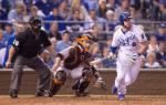 2014 World Series Baseball Kansas Royals v San Francisco Giants Game 2 Oct 22nd