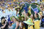 2015 AFC Asian Cup Football  Australia v Oman Jan 13th