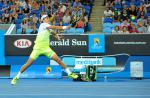 2015 Australian Open Tennis Melbourne Day 2 Jan 20th