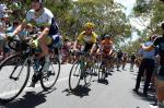 2015 Tour Down Under Cycling Stage 5 Jan 24th