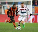 2015 Champions League Football Shaktar v Bayern Munich Feb 17th