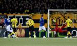 2015 Europa League Young Boys v Everton Feb 19th