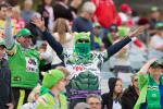 CANBERRA RAIDERS SUPPORTER
