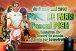 CYCLING - PASCAL PICH - RECORD ATTEMPT HOME-TRAINER