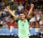 FOOTBALL - UEFA EURO 2016 - SEMI FINAL - PORTUGAL v WALES